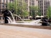 Restoration to Fountain at Treasury